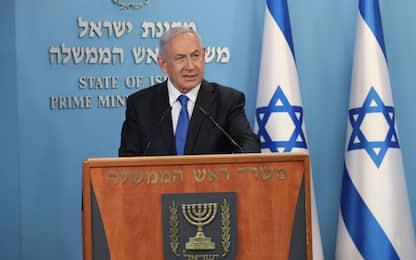 Patto Israele-Emirati, Netanyahu: annessione Cisgiordania rinviata
