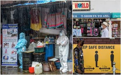 Coronavirus, dall'India al Bangladesh: Paesi con più contagi in 24 ore