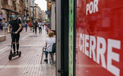 Coronavirus, la Spagna prima in Europa per contagi