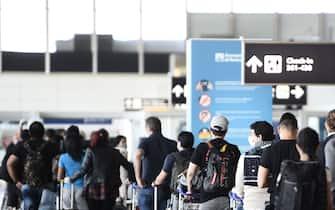 tampone rientro aeroporti coronavirus