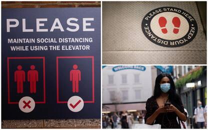 Coronavirus, Gb: quarantena per arrivi da Francia e Olanda