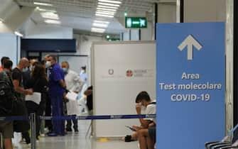 Coronavirus: A Fiumicino test su rientri da zone a rischio.