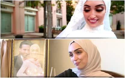 Esplosione Libano, il racconto della sposa di Beirut a Sky Tg24. VIDEO