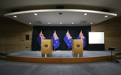 Elezioni in Nuova Zelanda rinviate per il Coronavirus