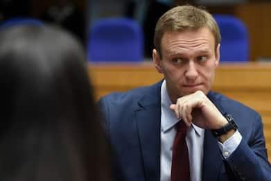 """Russia, Navalny: """"C'è Putin dietro il mio avvelenamento"""""""
