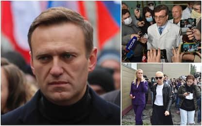 "Navalny, medici: ""Condizioni stabili,  a breve trasferimento da Omsk"""