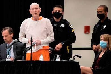 Usa, condannato a undici ergastoli il 'Killer del Golden State'