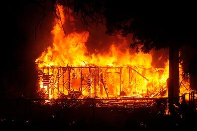 Incendi in California, Trump dichiara lo stato di calamità grave