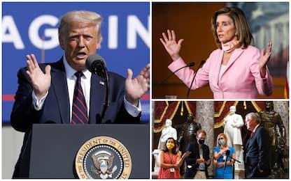 Usa 2020, da Camera ok a 25 miliardi alle Poste e stop tagli per voto