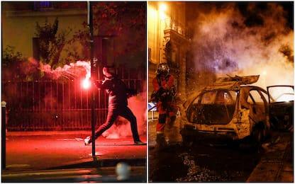 Champions League, a Parigi scontri tra tifosi del Psg e polizia. FOTO