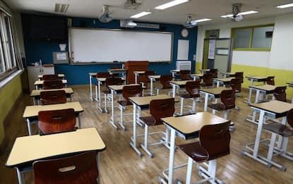Coronavirus Corea del Sud, di nuovo scuole chiuse a Seul. FOTO
