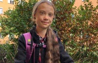 Greta Thunberg, ritorno a scuola dopo l'anno sabbatico