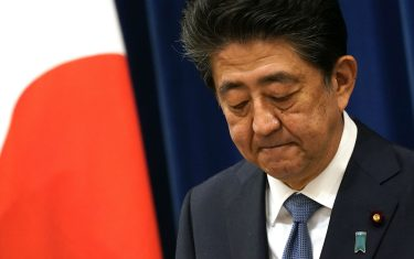 GettyImages-Shinzo Abe hero
