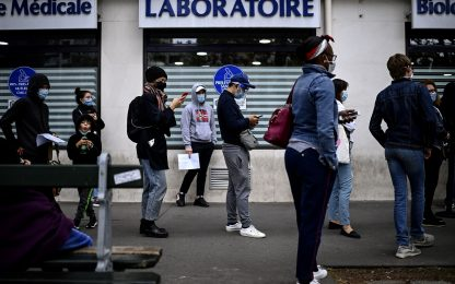 Coronavirus Francia, superato il milione di contagi