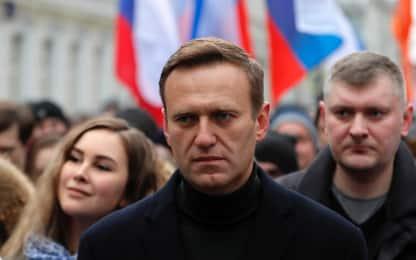 Navalny, bottiglia avvelenata in hotel. Lega vota no a risoluzione PE