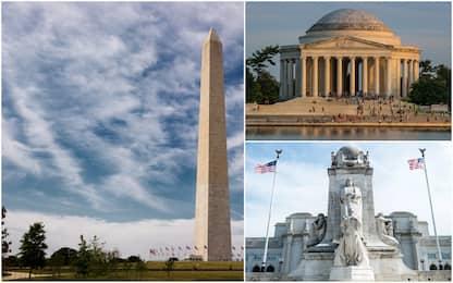 Usa, contesa sui nomi dei monumenti di Washington: è scontro con Trump