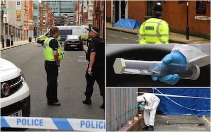 Birmingham, persone accoltellate in centro: un morto e 7 feriti. FOTO