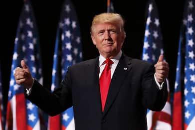 Donald Trump nominato per il Premio Nobel per la Pace 2021