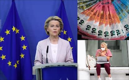 Dal salario al digitale, le parole chiave di Ursula von der Leyen