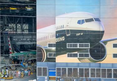 """Boeing 737 Max, rapporto Congresso Usa: """"Difetti di progettazione"""""""