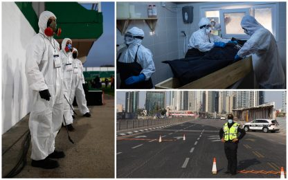 Coronavirus, Paesi con più casi in 24h. Spagna e Francia: boom contagi