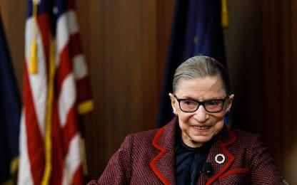 Usa, morta giudice Corte Suprema Ruth Bader Ginsburg: aveva 87 anni