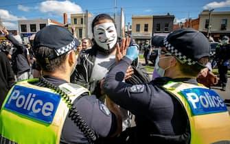 MELBOURNE, AUSTRALIA - SEPTEMBER 11  .   September 11, 2020 in Melbourne, Australia. (Photo by Darrian Traynor)