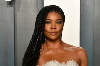 BEVERLY HILLS, CALIFORNIA - FEBRUARY 09: Gabrielle Union  attends the 2020 Vanity Fair Oscar Party hosted by Radhika Jones at Wallis Annenberg Center for the Performing Arts on February 09, 2020 in Beverly Hills, California. (Photo by Frazer Harrison/Getty Images)
