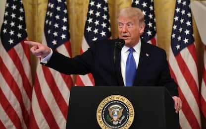 """Usa, l'annuncio di Trump: """"Stop a sigari e rum da Cuba"""""""