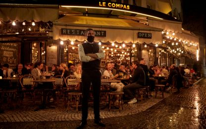 Coronavirus in Francia: ristoranti e bar chiusi a Marsiglia