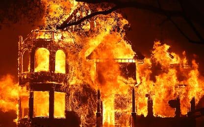 California, incendi nella Napa Valley: migliaia di evacuati. FOTO