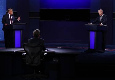 Elezioni Usa 2020, il primo dibattito tra Trump e Biden. VIDEO