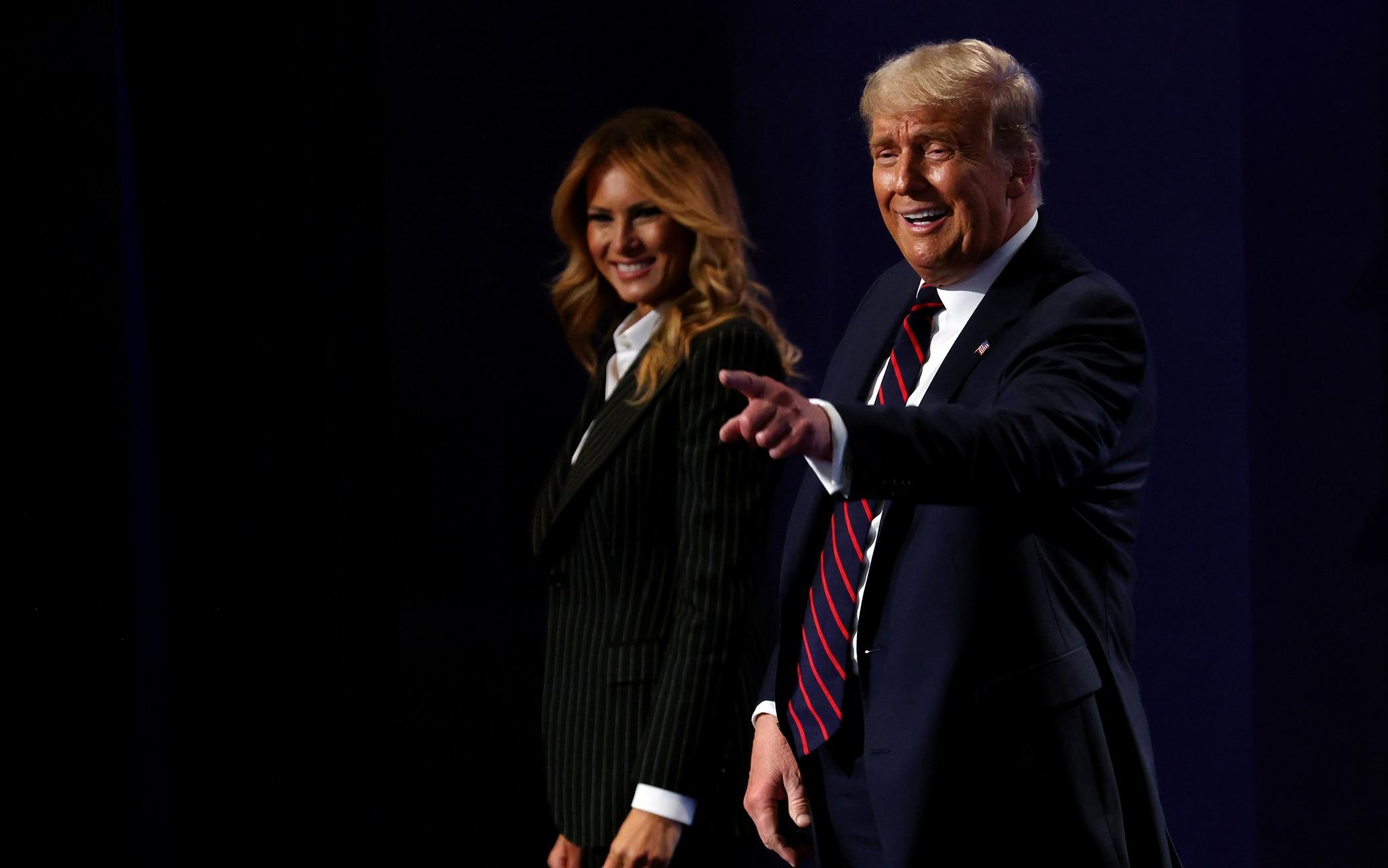 Donald Trump cancella o sposta la festa per l'Election Night?