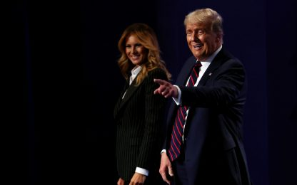 Donald Trump cancella o sposta la festa per l'Election Night?