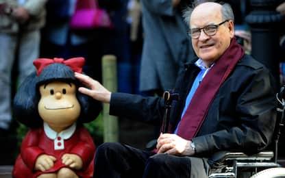 Morto Quino, disegnatore argentino inventore personaggio di Mafalda