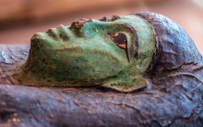 Egitto, scoperti 59 sarcofagi in legno di 2.500 anni fa