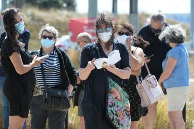 Coronavirus, Scozia verso mini lockdown