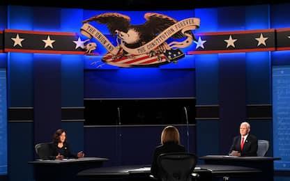 Usa 2020, il dibattito fra Kamala Harris e Mike Pence. VIDEO