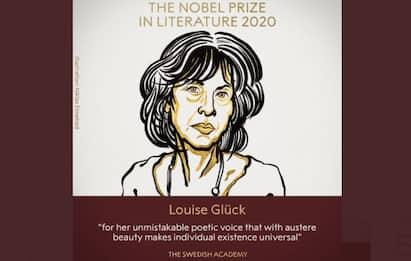 Premio Nobel per la Letteratura 2020, vince Louise Glück