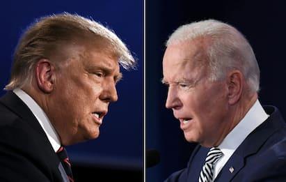 Elezioni Usa 2020, sondaggi: Biden avanti, Trump accorcia le distanze