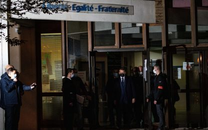 Professore decapitato a Parigi: fermate 9 persone tra cui un minorenne