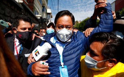 Elezioni Bolivia, Luis Arce è il nuovo presidente: chi è