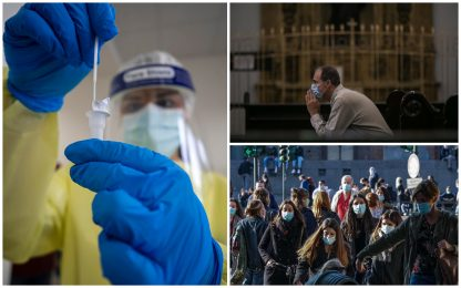 Coronavirus mondo, 10 Paesi con più casi in 24h: l'Italia è ottava