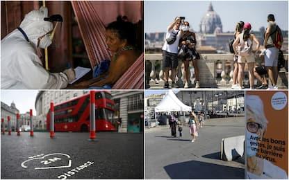 Coronavirus mondo, i 10 Paesi con più casi in 24 ore: Italia ottava