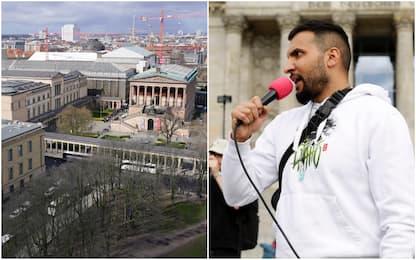 Berlino, danneggiate 70 opere in 3 musei: sospetti su un 39enne