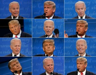 America 2020, microfono spento, attore non protagonista del dibattito
