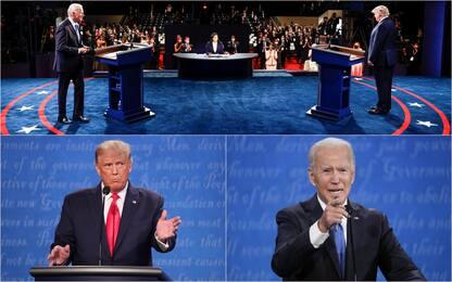 Usa 2020, il bilancio dell'ultimo dibattito tra Trump e Biden. VIDEO