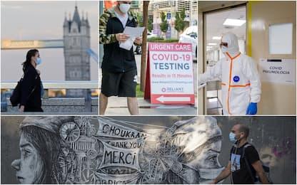 Coronavirus mondo, 10 Paesi con più casi in 24h: 5 europei, c'è Italia
