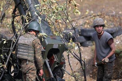 """Usa: """"Armenia e Azerbaigian si impegnano nuovamente per una tregua"""""""