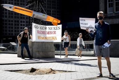 Entra in vigore il trattato sulla proibizione delle armi nucleari